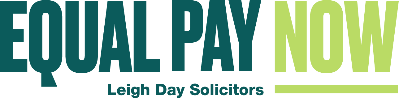Equal Pay Now powered by Leigh Day